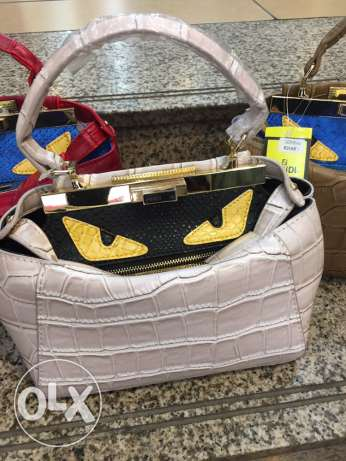 Fendi new collection bags