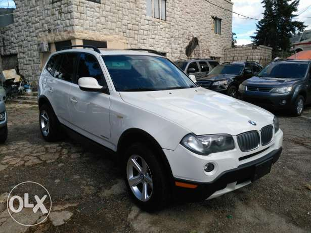 BMW X3 model 2010 full option clean carfax