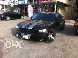 dodge charger 2007 6 cylender