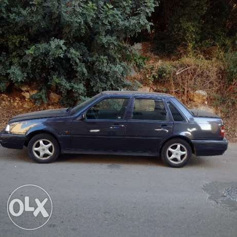 Volvo 460 Year 1996, Very Low Milage and clean . 2ankad أشرفية -  3