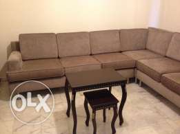 Sitting Room , used for few months , for sale without tables 650$