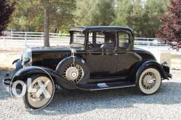 coupe 1931 chevrolet