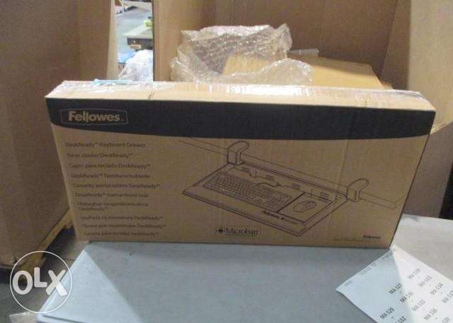 Fellowes Underdesk Keyboard Drawer