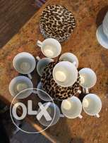 coffee cups and coffee cup set