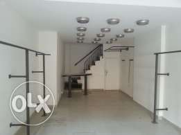 Shop for RENT - Hamra 50 SQM