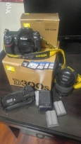 Trade or cash Nikon d300s photo and video only 750$