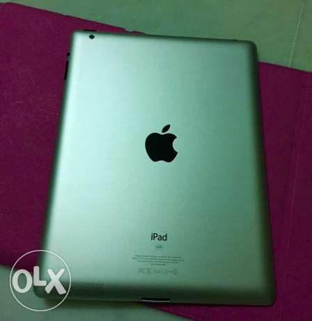 ipad a1395 apple silver color great condition