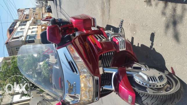Goldwing gl 1500 ccsuper 5a