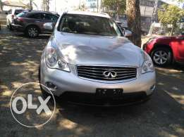 infiniti EX 35 full option clean 2008 clean carfax
