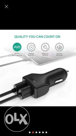 Car fast charger