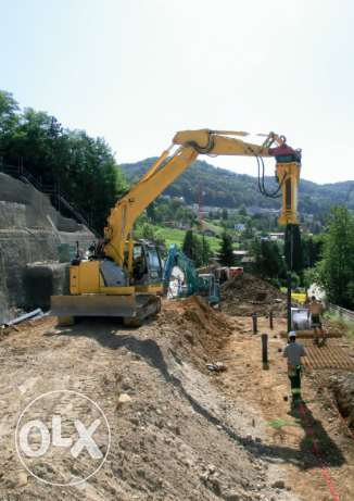 New Foundation system for Developers and Civil Engineers