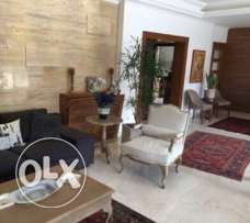 Fully Furnished Apartment in Fanar