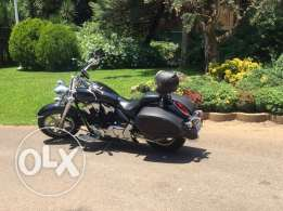 motorcycle Honda model 2011 vtx