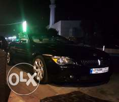 Bmw 645 i super clean car like new convertible black