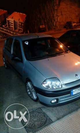 Renault clio بعبدا -  4