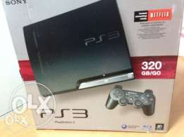 Playstation 3 Sony original with controllers/games/etc. per photos