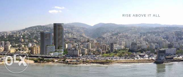 Office for Sale -170SQM - 16th Floor - DEMCO Towers - Antilias Highway