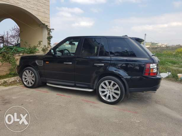 Range rover supercharged 2006