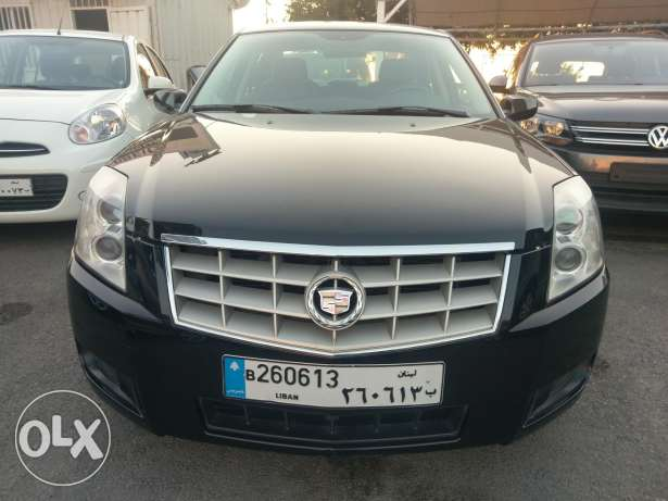 Cadillac BLS 2008 fully loaded 69000 km company origin and service