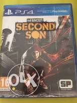 PS4 game second son