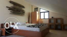 HALAT roof apartment for rent