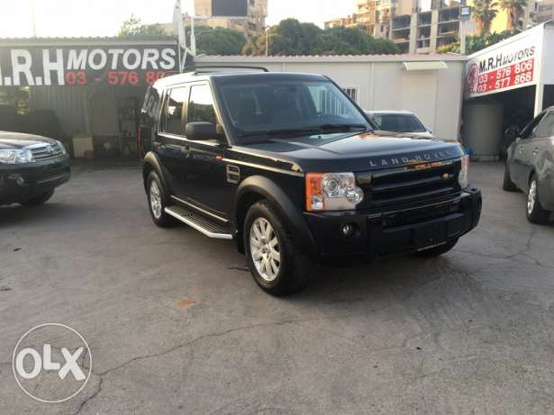 Land Rover LR3 V8 2005 Black/Black Fully Loaded!