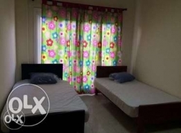 only for girls ,rooms for rent at rondpoint dawra
