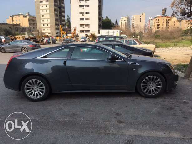 Cadillac CTS 4 coupe