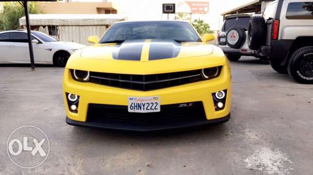 camaro rs 2010 look ZL1