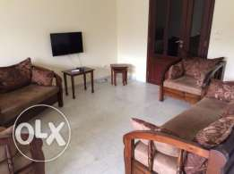 For Rent - Fully furnished two Bedrooms Apartment - NDU Zouk Mosbeh