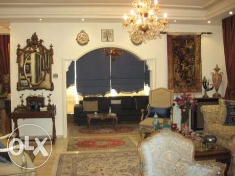 250 sqm 2nd floor apartment for sale in Rihanieh, Baabda