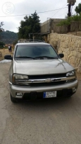 Chevrolet Trailblazer 2003 , 7 seater, Original DVD, 2 A/C