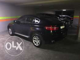 BMW X6 (first user)