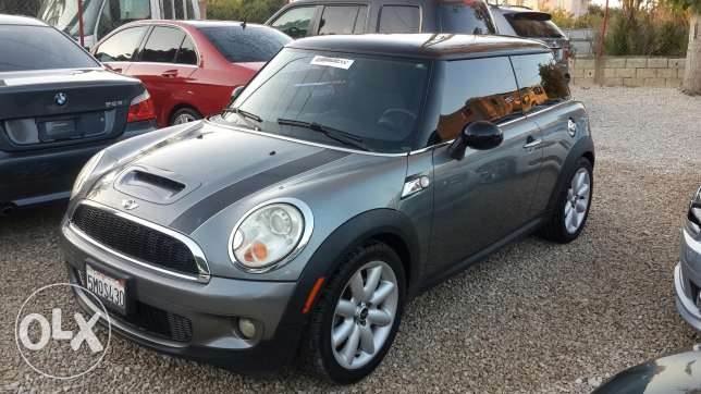 2007 Mini Cooper S Turbo