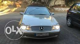 Clk 320 model 2005 for sale great condition
