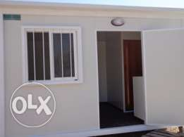 prefabricated portacabin 6x3m+ bathroom&kitchenبيت جاهز