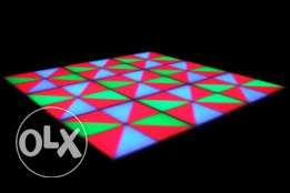 digital dance floor