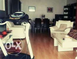 Furnished apartment new rawda 150 m.. 1000$