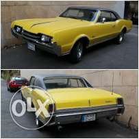 1967 Oldsmobile Cutlass supreme coupe for sale