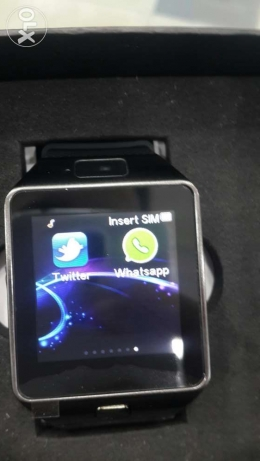 Smart watch with Camera and sim card + memory card فؤاد شهاب -  6