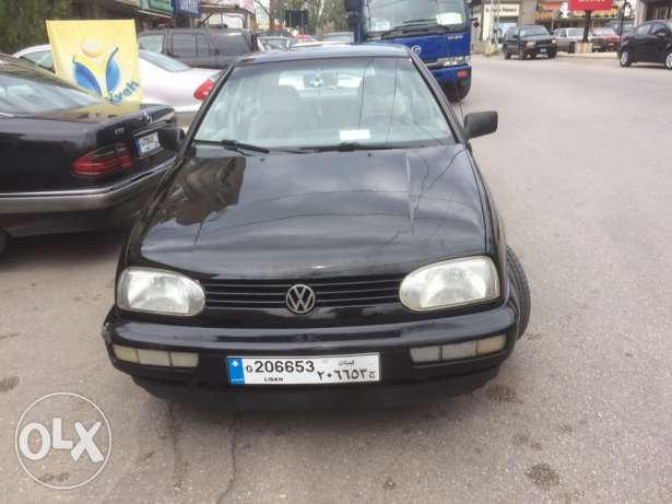 Golf 2 gl 1998 for sale