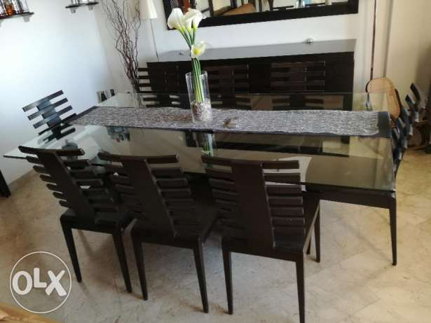 Stylish Italian Dining set