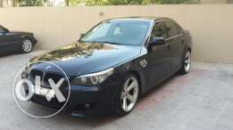 Bmw 530i kit look m5 سوبر خارقه