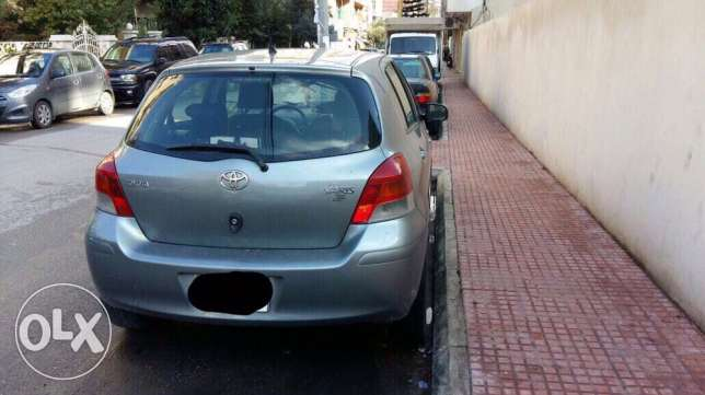 Toyota Yaris . 2010 . manual . in a very good condition