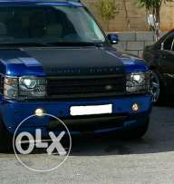 2003 (Chrome Blue) Range Rover Vogue