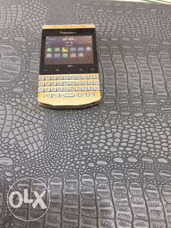 blackberry porsh design limited eddition