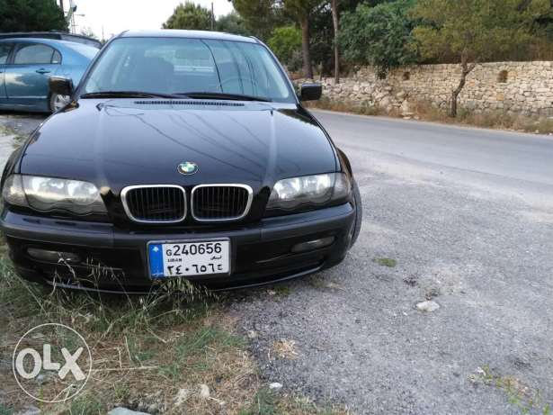 Bmw 325 xi type model 2002 manual