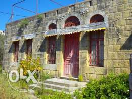 very old house & land in Kafroun syria