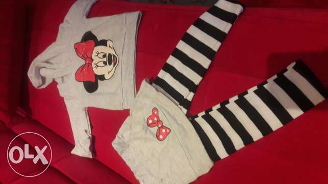 Minnie Mouse pyjama set for sale