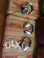 3 headphones for studio for sale